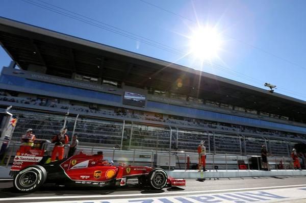 Краснодарский край полностью готов принять этап Формулы 1 в Сочи