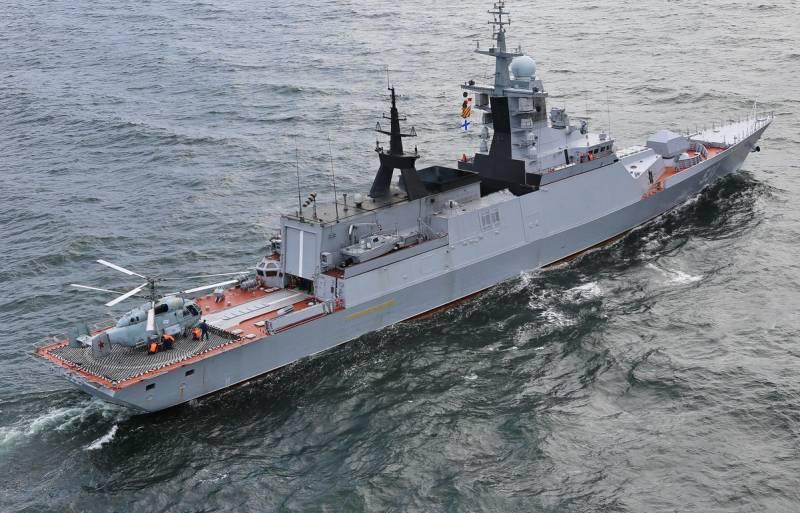 Каким должен быть корвет ВМФ РФ? Немного диванной аналитики