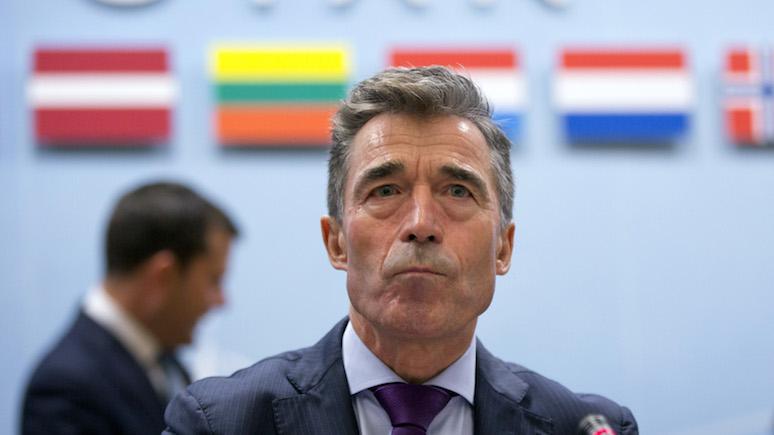 Придверный коврик для НАТО