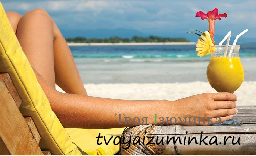 Диета в отпуске: как не поправиться на отдыхе
