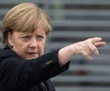 Ангела Меркель: Европа не признает Крым русским