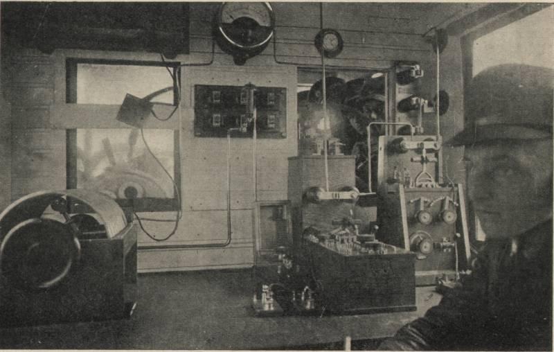 Радиоразведка на Русском фронте Первой мировой войны. Часть 3