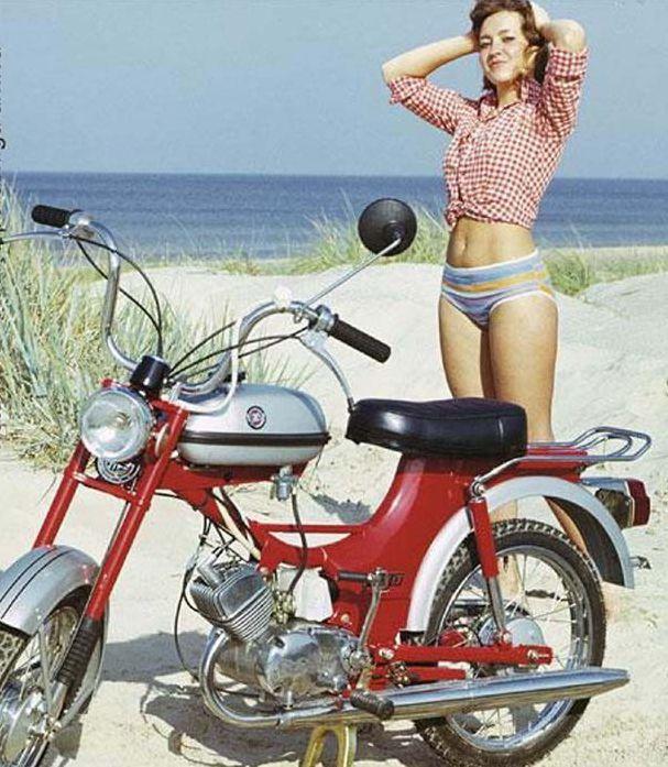 рокеры, ссср, байкеры, мотодвижение СССР, мотоциклисты, rockers