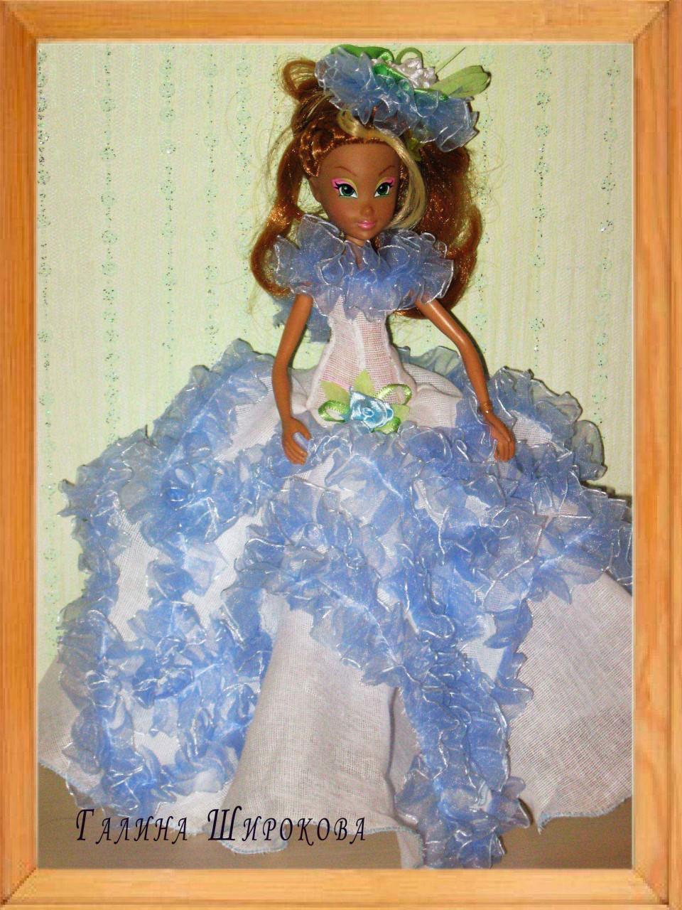 Куклы винкс своими руками