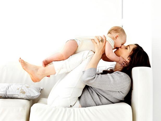 Здоровье. Как приходят в форму после родов в Европе