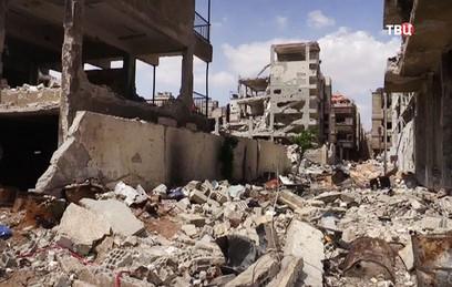 Сирийские СМИ сообщили об ударе коалиции по мирным жителям