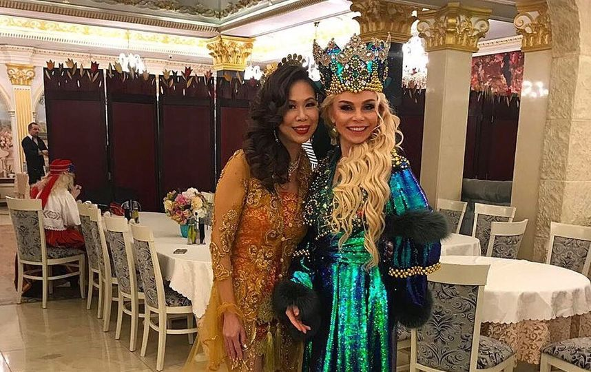 Петербурженка победила на международном конкурсе красоты 40+