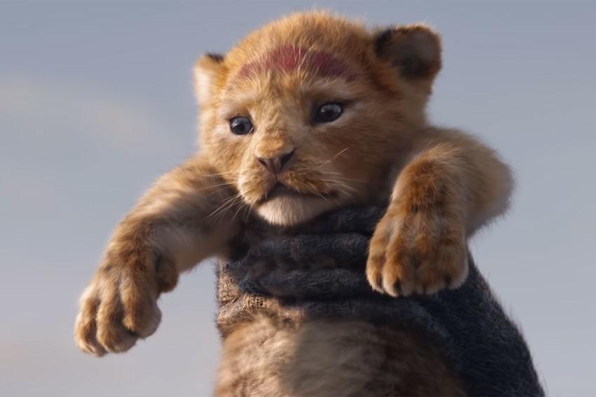 """Вышел трейлер нового """"Короля льва"""""""