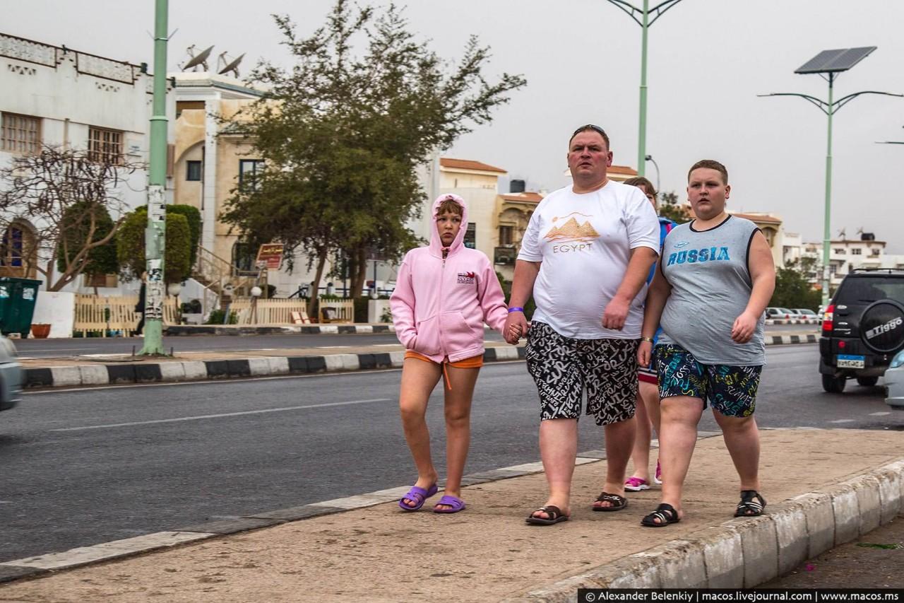 Россияне стремительно толстеют