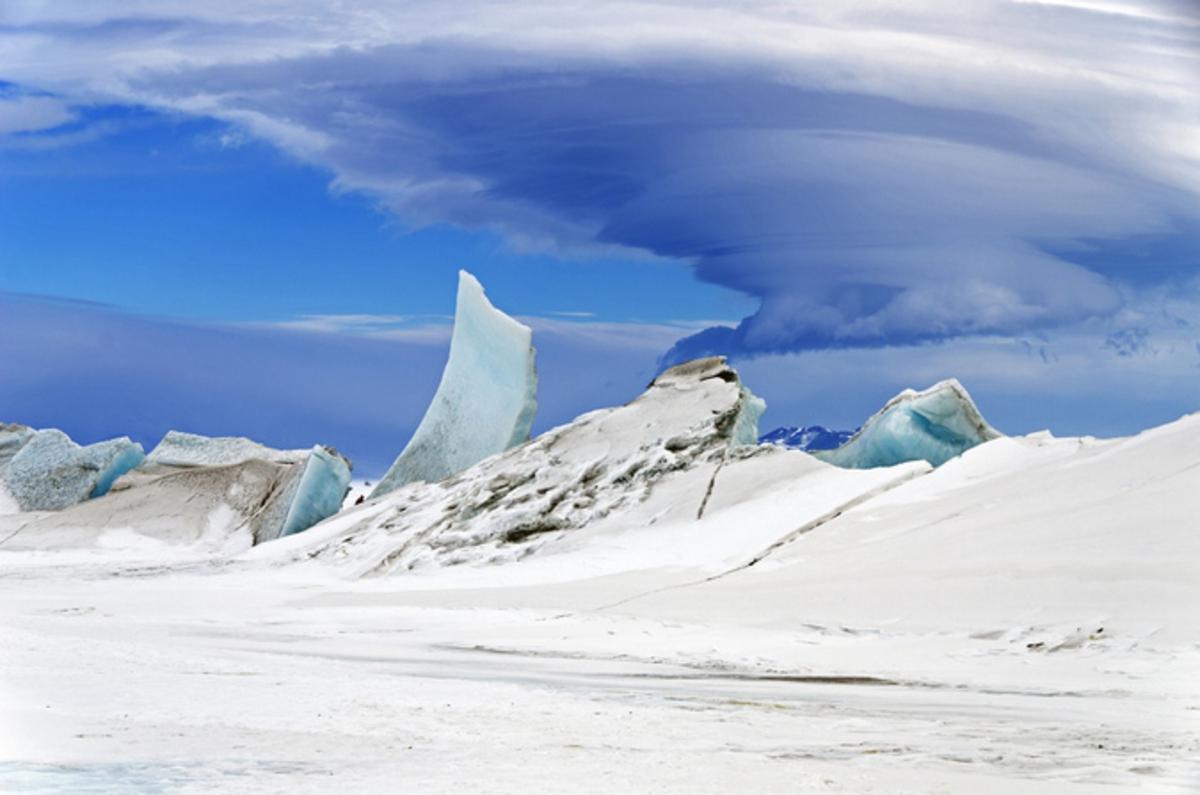 Ученые добрались до таинственного озера в Антарктике