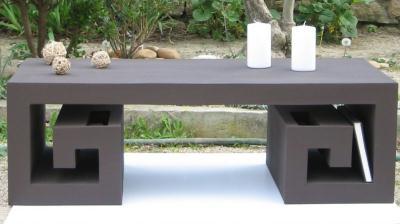 Техника изготовления мебели из картона