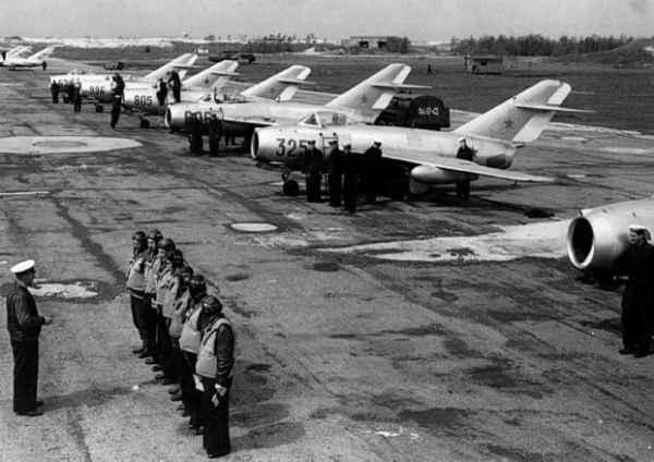 «Черный день американских ВВС»: как советские асы сбили 14 самолетов США