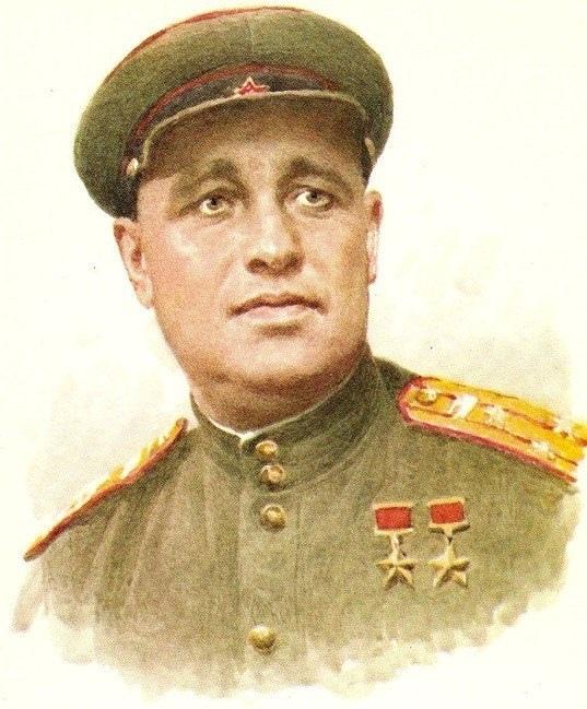 Советский генерал, укрощавши…