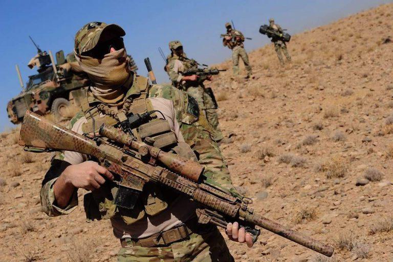 Сирийский спецназ провел усп…