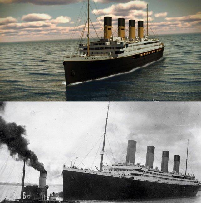 Титаник 2 отправится в плавание в 2018 году.
