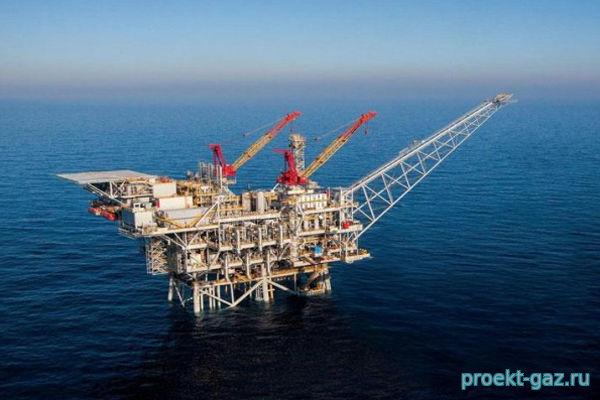 """WSJ: США хотят вытеснить """"Газпром"""" с рынка ЕС при помощи Израиля и Египта"""