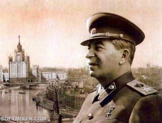 Сталинский генплан Москвы