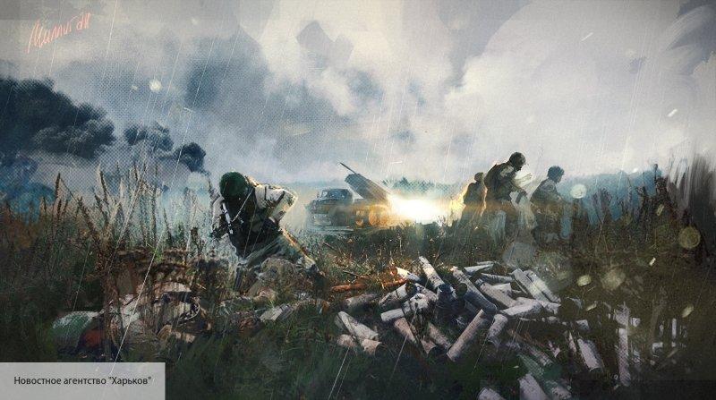 Ситуация на Донбассе: инциде…