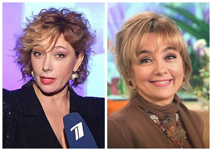 Как выглядят сейчас популярные телеведущие из 1990-х, которых знает вся страна
