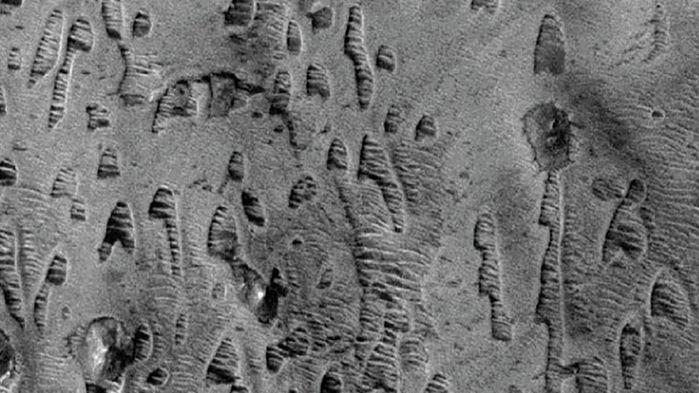 Могут ли необычные дюны на п…