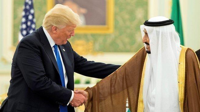 США - Саудовская Аравия: кар…