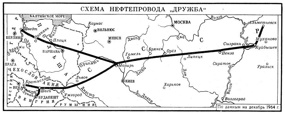 """Почему советские газопроводы """""""