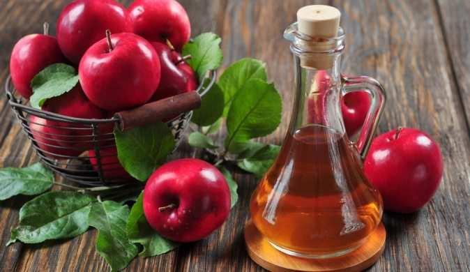 Яблочный уксус лечебные свойства