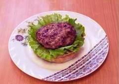 Гамбургер по рецепту Спанч Боба 15