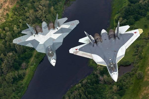 Виктор Бондарев: «Технологического потенциала Су-57 хватит на полвека минимум»