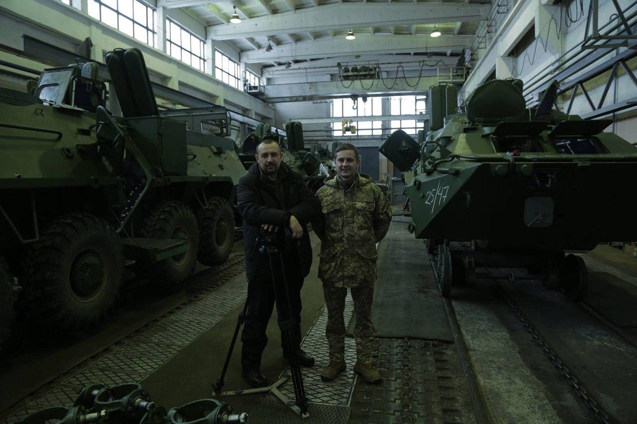 Украинские бронетранспортеры БТР-3ДА изготавливались из стали низкого качества