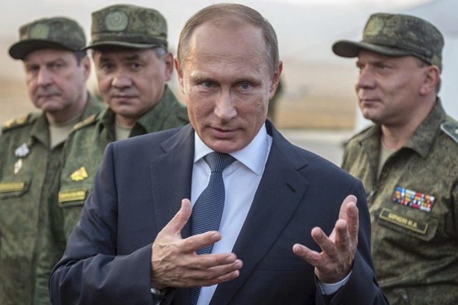 Это конец: Путин отобрал ден…