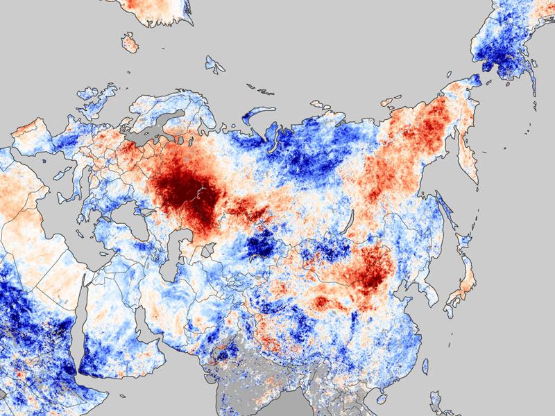 Аномальные зоны в России. Найдите свое место жительства