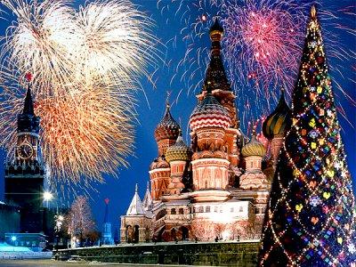 Новый год в разных странах.