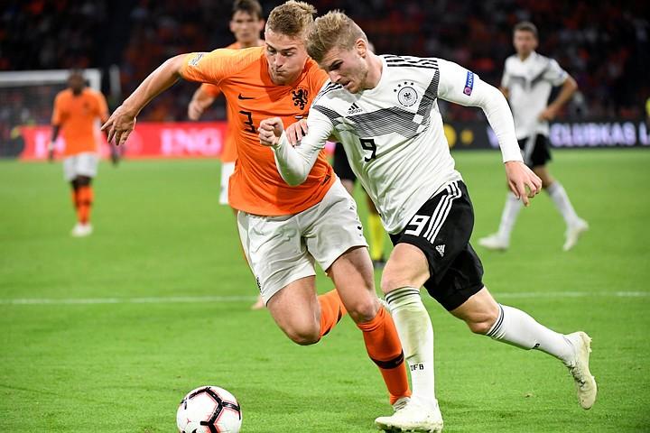 Голландия разгромила Германию в Лиге Наций со счетом 3:0