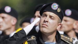 Молдавия тоже сбрендила и готовится к войне с Россией.