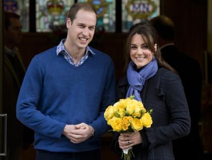 Принц и внучка шахтёра. История отношений Уильяма и Кейт