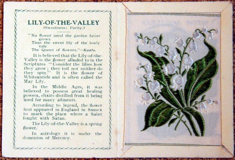 Вышитые цветы — рекламная уловка 1930-х годов, и идеи по их оформлению