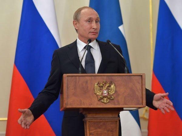 Путин пообещал подумать, идтили еще наодин срок впрезиденты