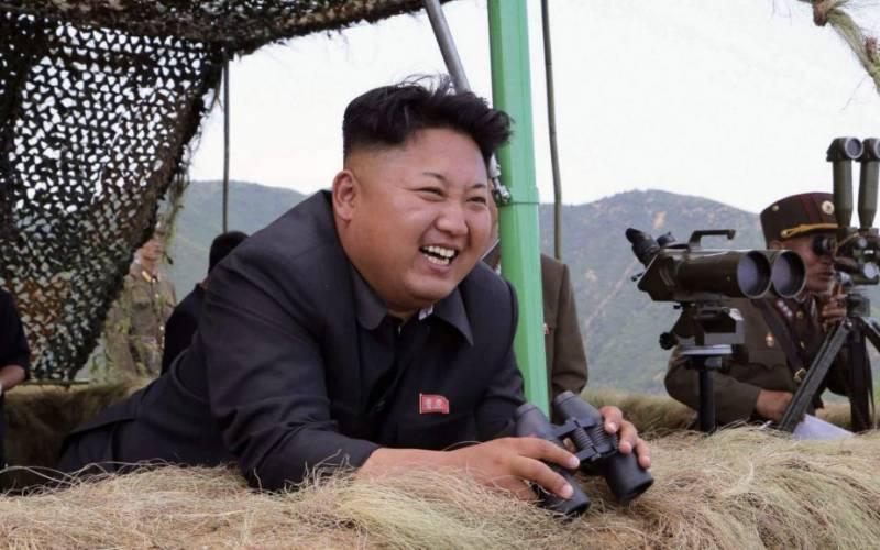 КНДР испытала новый двигатель для межконтинентальной баллистической ракеты