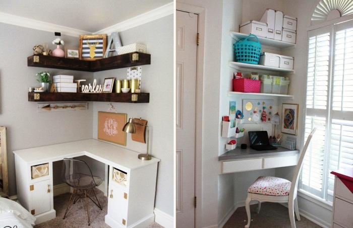 12 идей, как использовать пространство в углах дома с пользой