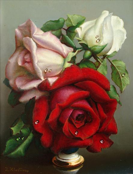 Цветочное очарование Клестовой Ирины