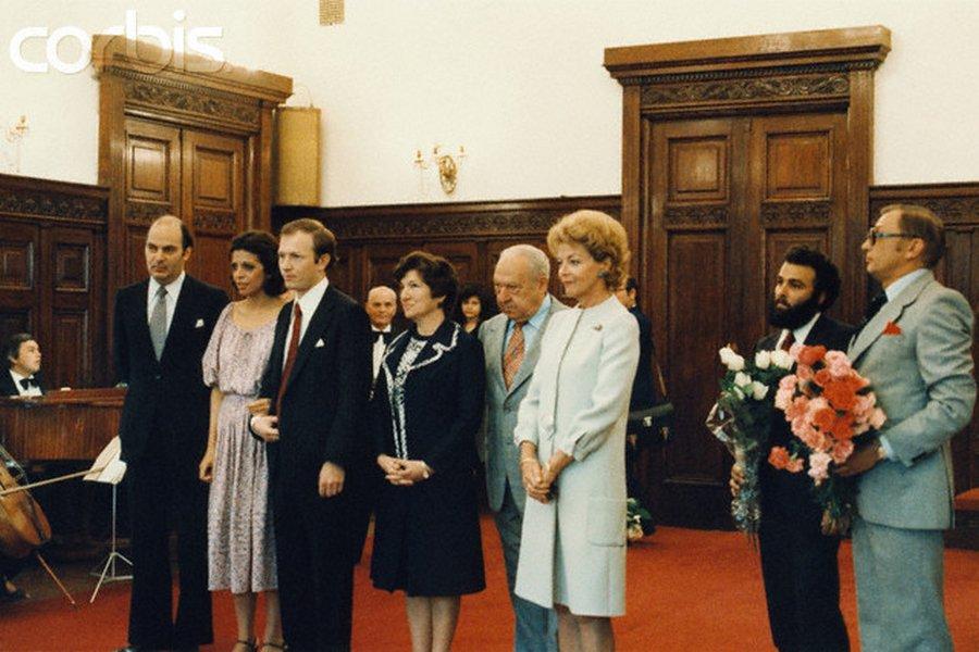 Свадьба скромного советского гражданина