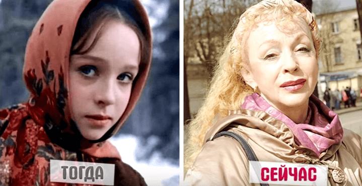 Как изменились дети-актёры советских фильмов