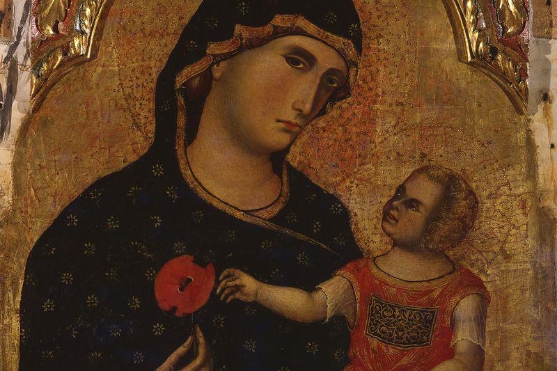 Почему дети в искусстве Средневековья такие страшные
