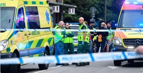 В шведском Мальмё неизвестный расстрелял футбольных болельщиков
