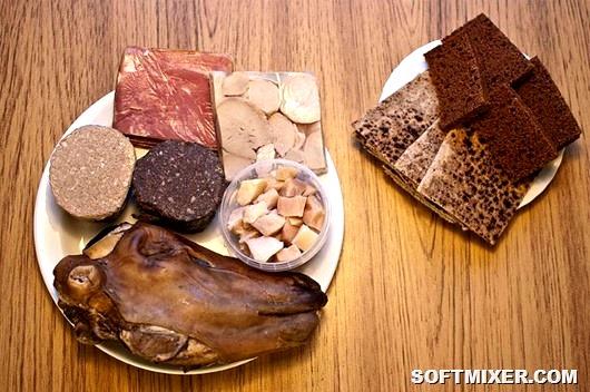 Исландская кухня не для слабаков…