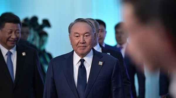 Назарбаев сложил полномочия …