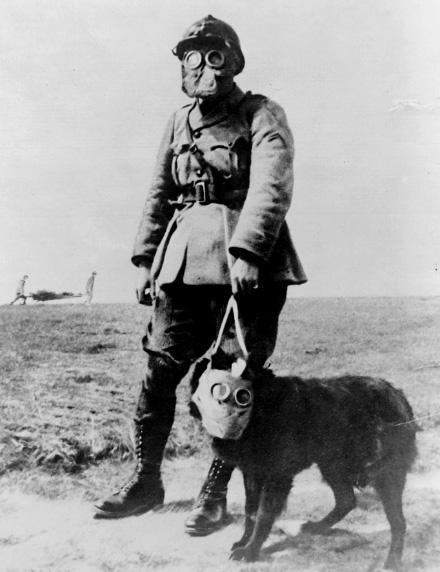 Химическое оружие: От Крымской до Первой мировой