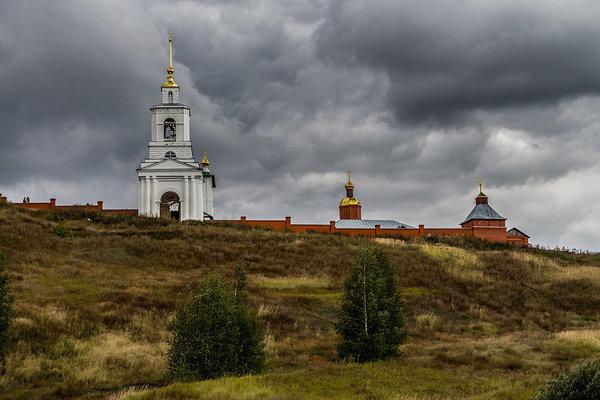 Дмитриево-Ряжский монастырь, Скопинский район, Рязанская область