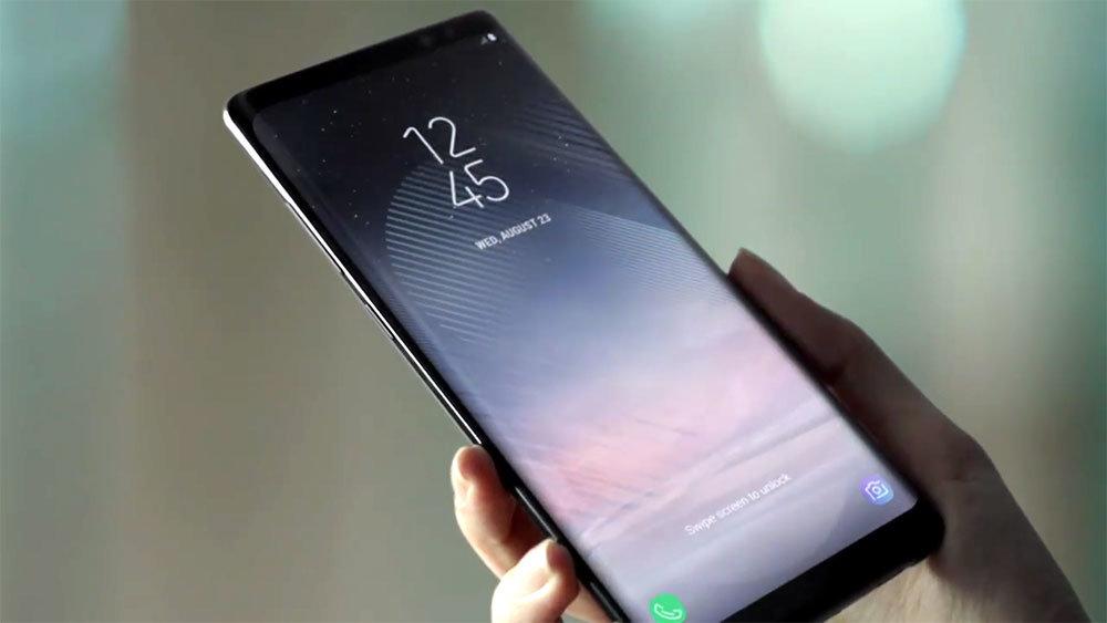 Изображения следующего смартфона Samsung слили в интернет
